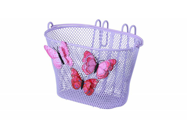 Basil Jasmin Bicycle Basket Kids, purple